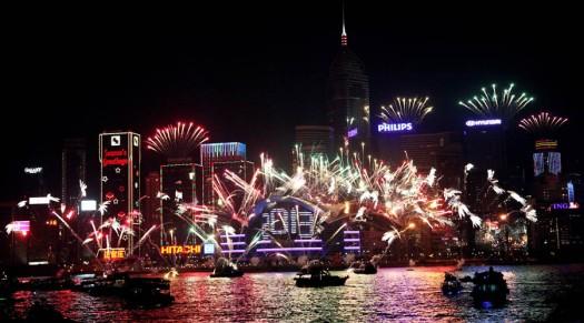 CHINA-HONG KONG-NEW YEAR (CN)