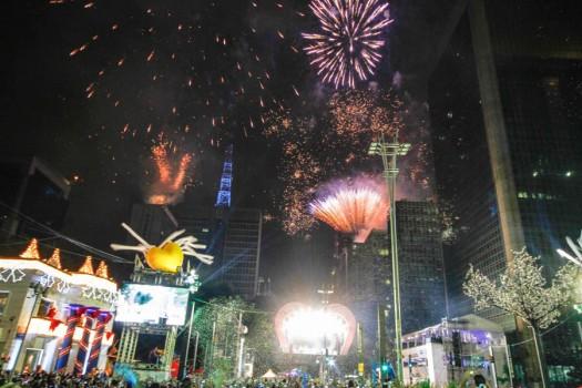 BRAZIL - NEW YEAR'S IN SAO PAULO