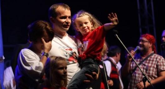 Zadar, 19.09.2012 - Odrzan humanitarni koncert za djevojcicu Stephanie