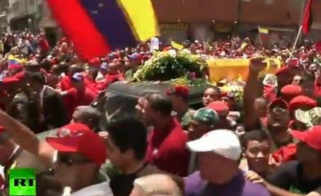 U javnost izlaze detalji agonije Huga Chaveza