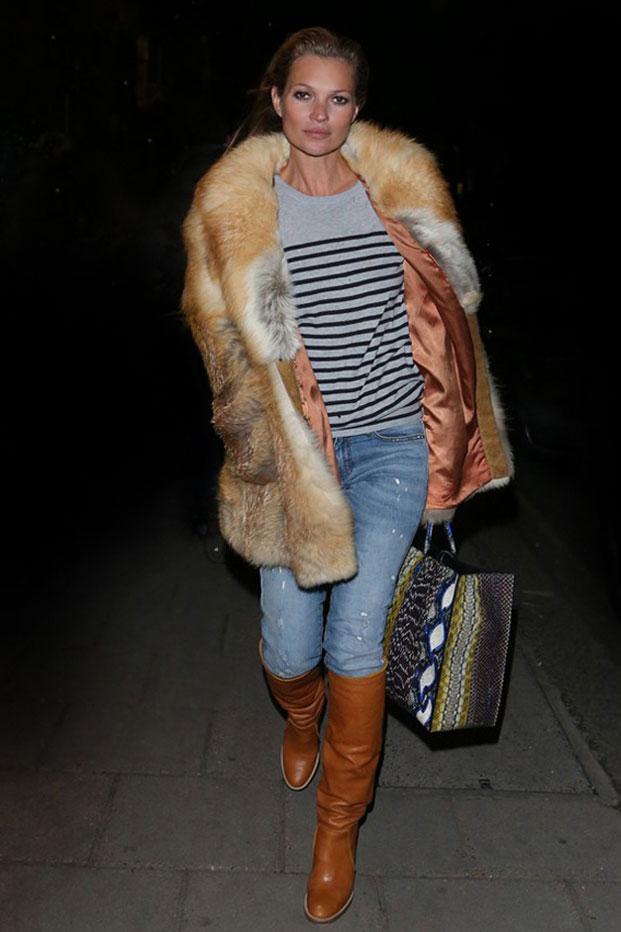 Kate Moss – kad hoće, zbilja može!