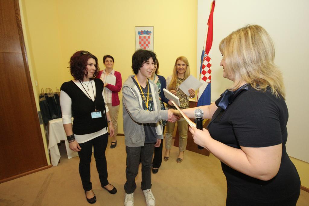 I Zadar ima prvaka u hrvatskom jeziku