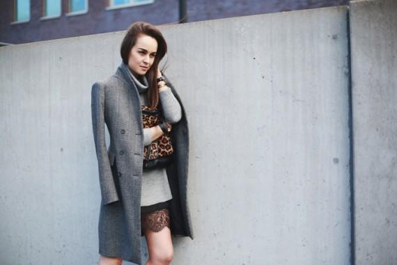 KAKO NOSITI: Pulover i haljinu negliže izgleda