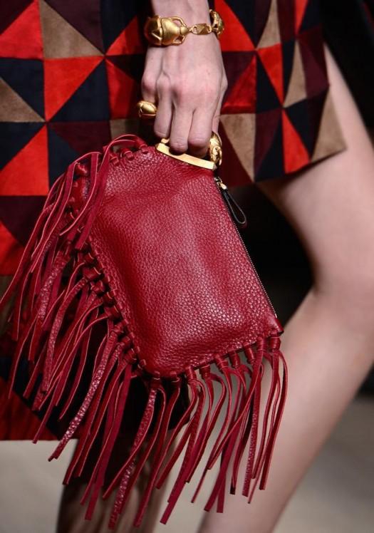 Valentino: Runway - Paris Fashion Week Womenswear Spring/Summer 2014