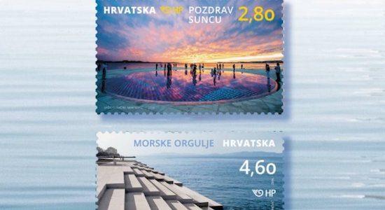 Zadar dobio svoje poštanske marke