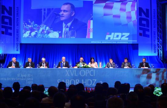 Zadarski HDZ razočaran rezultatima Općeg sabora stranke