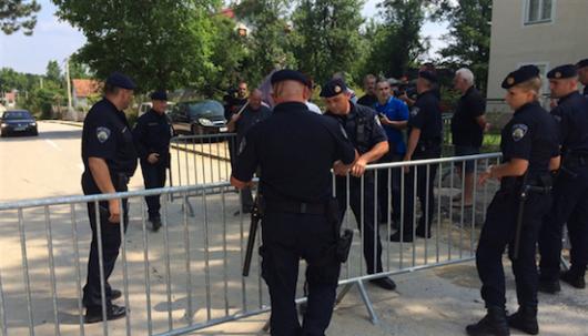 Policija u Srbu