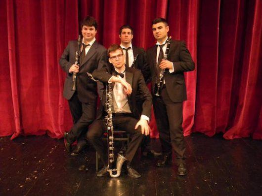 Zadarski kvartet klarineta