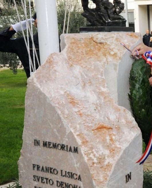 """zadar, 15.10.2010. - obiljeûavanje 20. godiönjice osnutka specijalne jedinice policije """"Poskoci"""" -"""
