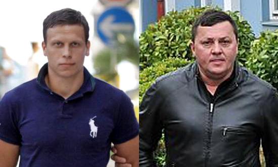 IZNUDE I PRIJETNJE OBITELJSKI POSAO Policija ponovno uhitila Josipa Modrića, sina Mladena Modrića Padele