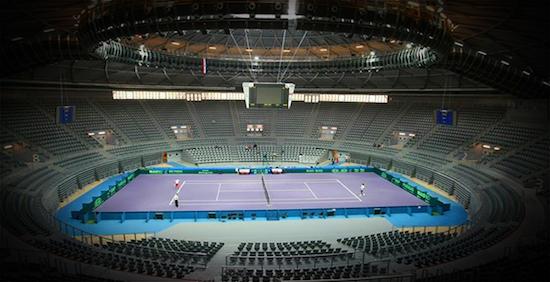Zadar želi biti i domaćin finalnom dvoboju Davis Cupa