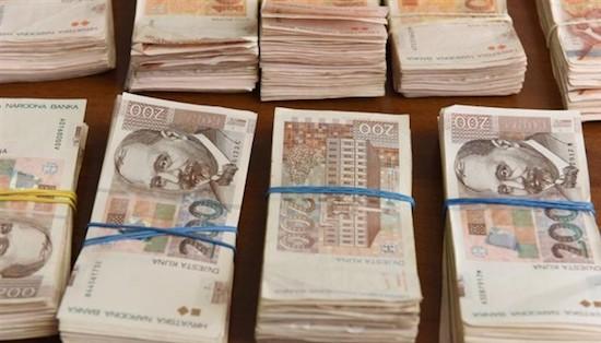 Prijetnjama iznudio više od 200 tisuća kuna