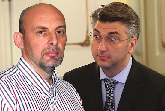MARKO PUPIĆ BAKRAČ PISAO PLENKOVIĆU Orepić je u pravu, ovaj sastav Ustavnog suda je sramota