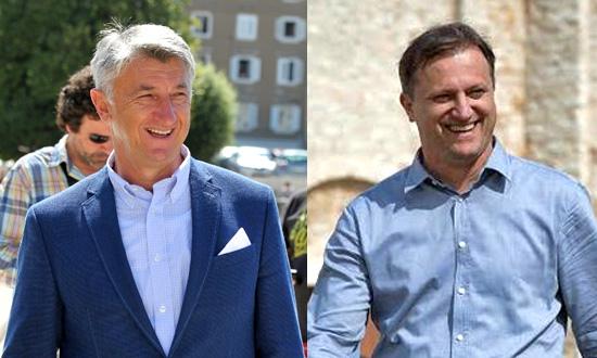 REZULTATI IZBORA Božidar Longin i Branko Dukić izabrani u prvom krugu