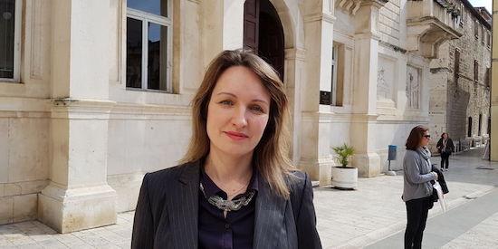MARJANA BOTIĆ-AKCIJA MLADIH Rezultat koalicije Akcije mladih i Mosta je izvrstan, očito je da smo uspjeli ponuditi prave odgovore i rješenja