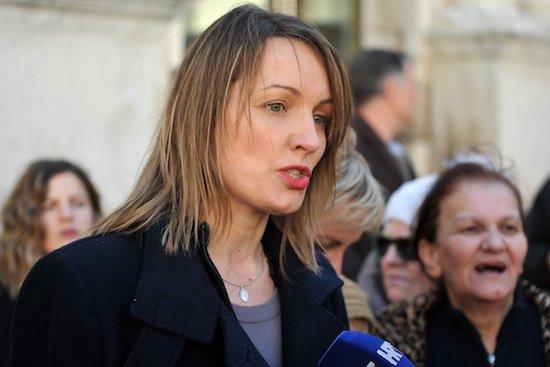 MARJANA BOTIĆ POSLALA PISMO BRANKU DUKIĆU Zadar je blokiran zbog loše planiranih radova, a Renata Peroš zapošljava rođake i vlastite zabavljače – gradonačelniče gdje ste?