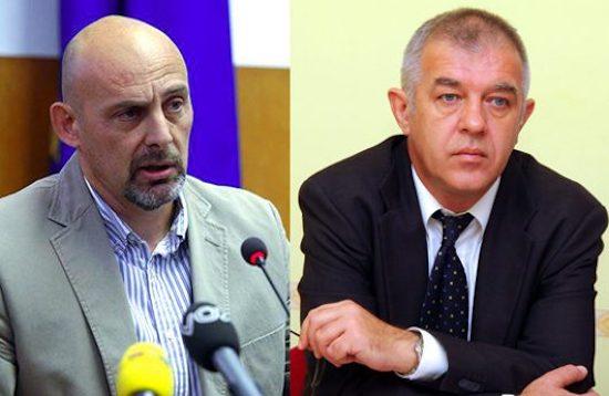 MARKO PUPIĆ BAKRAČ Plenković je sankcionirao nasilnika, a lokalni HDZovci štite Pešuta!