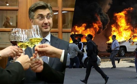 HRVATSKA NA SVJETSKOM DNU Ubijaju nas visoki porezi, loše pravosuđe i javni sektor