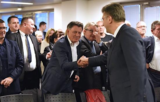 PARODIJA Nakon poništenog prvog natječaja na drugom na mjesto ravnatelja ŽUC-a izabran Branko Kutija