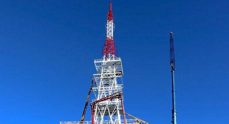 NA UGLJANU Svečano Se Otvara Najviši Antenski Stup U