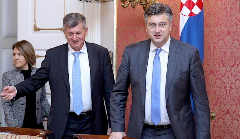 Plenković htio smijeniti i Kujundžića i Butkovića