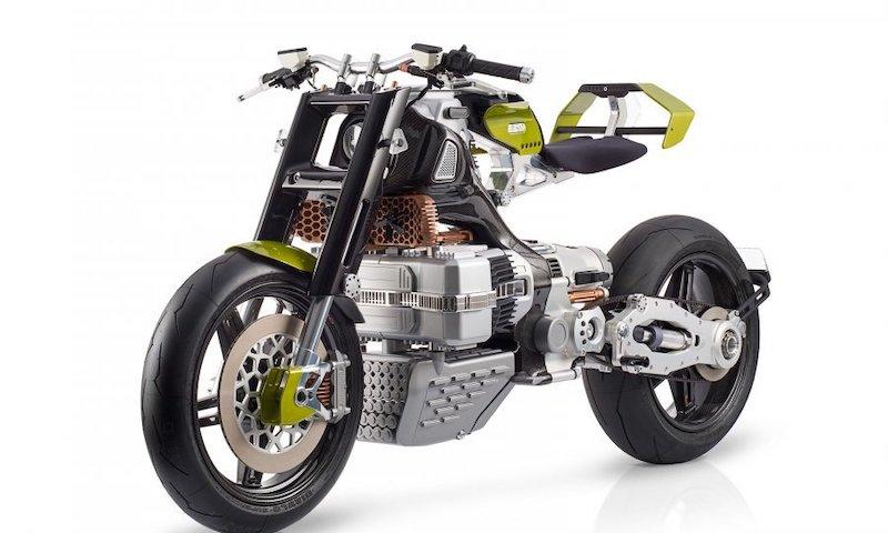 BST HyperTek, minimalistički električni motocikl kojem instrumenti nisu potrebni