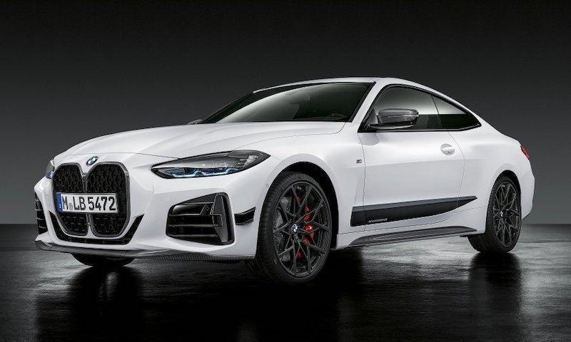 BMW SERIJE 4 COUPÉ Evolucija estetike u skladu s novim stilskim jezikom BMW-a