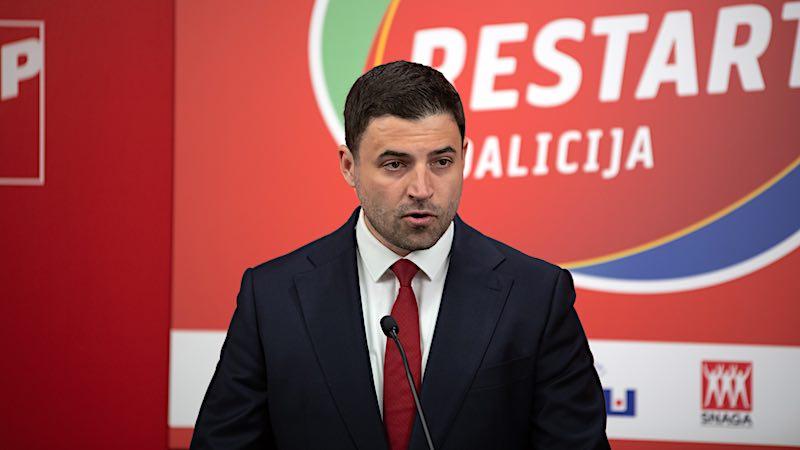 Bernardić podnio ostavku na mjesto šefa SDP-a
