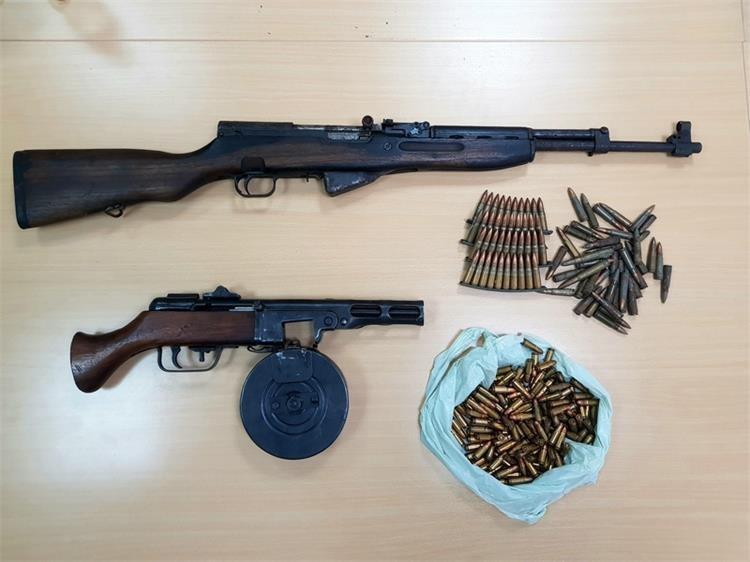 GRAČAC Prijavljen zbog držanja poluautomatskog oružja