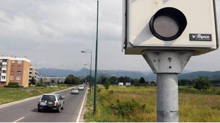Kreće ugradnja novih kamera za nadzor brzine