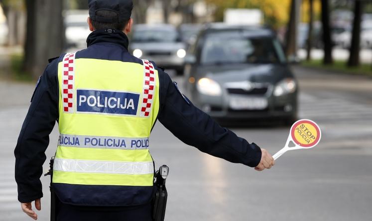 PROTEKLOG VIKENDA Policija kontrolirala 223 vozila, poduzeli 113 represivnih mjera