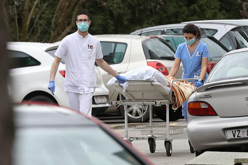 NOVE MJERE Danas 2958 novih slučajeva koronavirusa
