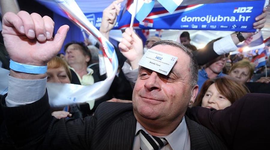 Ovako izgleda kampanja za izbore u HDZ-u: Kandidati se tuku, šalju bezglave kokoši, vraća se Kuščević…