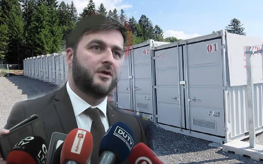 Ministre Ćoriću, gdje su nestali stambeni kontejneri, šatori i agregati iz državnih robnih zaliha?