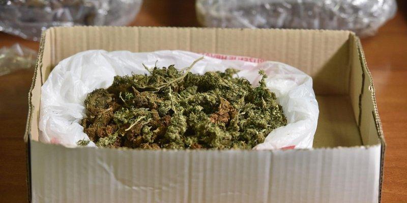 Podignuta optužnica za više od 20 kg marihuane